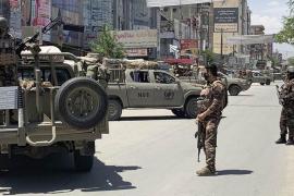 Al menos 28 policías afganos muertos en una ofensiva de los talibán