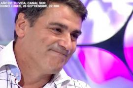 Jesulín de Ubrique reaparece por sorpresa en televisión y se derrumba al hablar de su padre