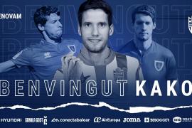 El Atlético Baleares refuerza su medular con Alejandro Sanz 'Kako'