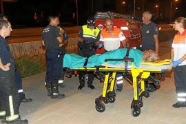 Rescatado un hombre de 80 años que pasó 24 horas en una zanja