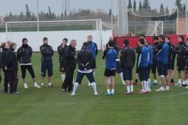 El Almería espera ganar para buscar nuevos retos ante un Mallorca de Champions