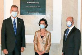 Controversia sobre la ausencia del Rey en el acto de los jueces en Barcelona