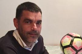 Dimite Sergio Vallecillo, responsable de la cantera del Mallorca