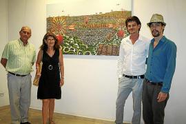 Pau Seguí inaugura una nueva exposición en la Galería Vanrell
