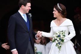 La princesa Eugenia, nieta de Isabel II, espera su primer hijo
