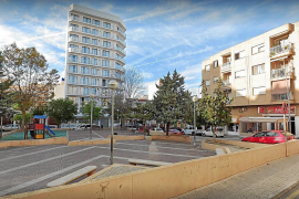 El hotel COVID de s'Arenal acoge personas no positivas que deben estar aisladas