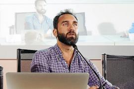 Javier Pachón, asesor de un programa formativo en la Mostra de Venecia