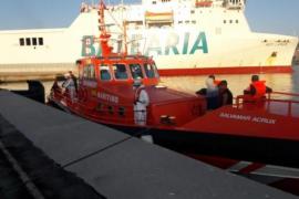 Detenido en Palma un traficante de migrantes de la ruta Dellys-Mallorca