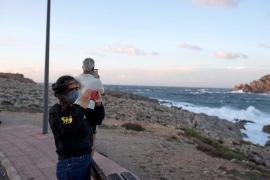 Baleares, en alerta naranja por fuertes vientos