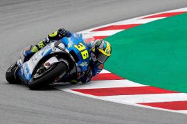 Joan Mir vuelve a remontar y termina segundo en el Gran Premio de Catalunya