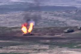Armenia dice que Azerbaiyán ha declarado la «guerra» y pide ayuda internacional