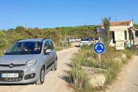 La propiedad del parking de es Trenc deberá invertir 200.000 euros en el parque