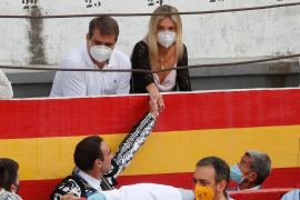 Ana Soria abandona la plaza de toros de Granada entre insultos y abucheos
