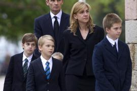 Urdangarin deja Telefónica y se instala en Barcelona con su familia