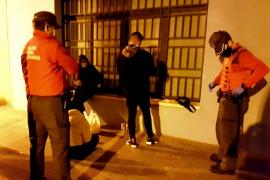 «Minuto de gloria» de un vecino doblemente sancionado por no respetar las medidas de seguridad
