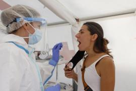 Los contagios en Baleares se «estabilizan con tendencia lenta a la baja»