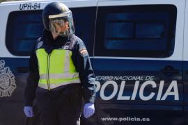Detenido por prender fuego a la casa de su vecino en Son Gotleu