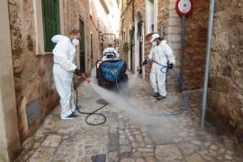 Los contagios se reducen en los municipios más poblados de Mallorca, salvo en Palma