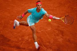 Nadal supera la primera ronda de Roland Garros