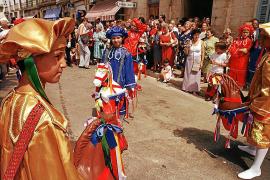 Los Cavallets de Llucmajor celebran 20 años de danzas