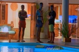 Melyssa se salta las normas de 'La isla de las tentaciones 2'