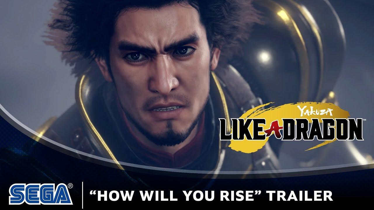 Yakuza Like a Dragon para PS5 ya tiene fecha