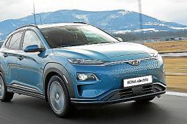 Hyundai mejora la autonomía del Kona eléctrico