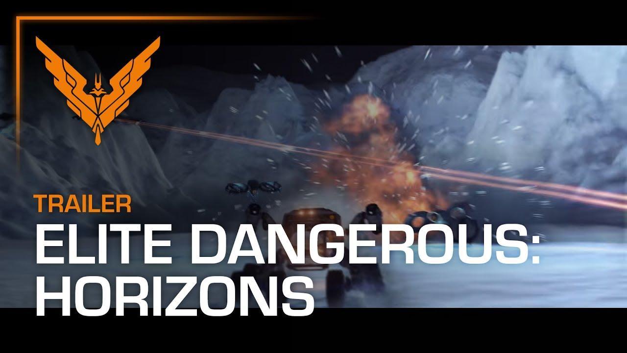'Elite Dangerous: Horizons' pasa a ser gratuito