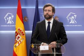 Espinosa de los Monteros denuncia el robo de un maletín que estaba dentro de su coche oficial