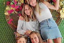 La familia de Nathalie Liesenhoff