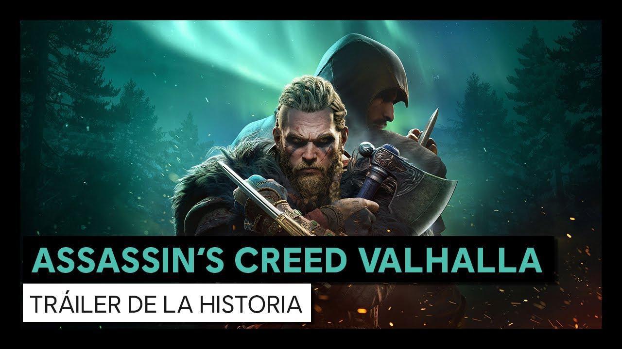 'Assassin's Creed Valhalla', tráiler de la historia
