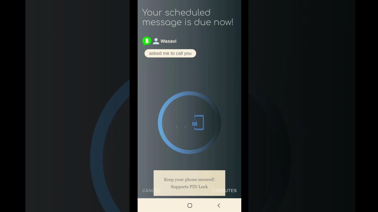 Cómo programar mensajes de WhatsApp para enviarlos a una hora concreta