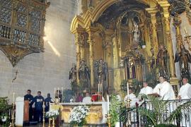 Los agustinos de Palma celebraron la fiesta de su patrón en el Socors