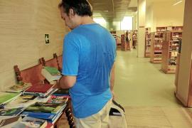 La letra con sudor entra... en la Biblioteca Can Salas