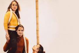 El Circ Bover trae 'Àvol' al Teatre Principal