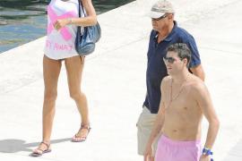 Belén y Fran se reconcilian en Menorca