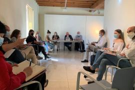 Mallorca se prepara para la filmación de 'Pan de limón con semillas de amapola'