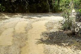 El Consell cede a la presión vecinal y reasfaltará la Carretera Vella de Lluc