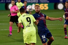 El Huesca frena la euforia del Atlético