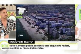 Rosa Benito, al conocer los problemas económicos de Rocío Carrasco: «Me da pena»