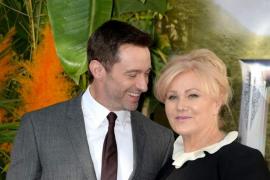 La mujer de Hugh Jackman, sobre los rumores de homosexualidad: «Es gay desde hace años»