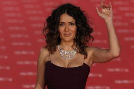 Salma Hayek acudirá al Festival de Venecia para entregar el premio Gucci