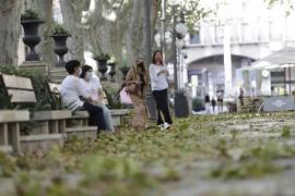 El fin de semana arranca con un desplome de las temperaturas en Mallorca