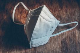 ¿Se pueden desinfectar las mascarillas FFP2 en el horno?