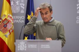 Simón: «Madrid representa más del 35% de los casos que se notifican en España»