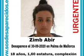 Desaparecida una joven de 18 años en Palma