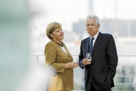 Merkel alaba los esfuerzos de Italia y cree que «pronto darán frutos»