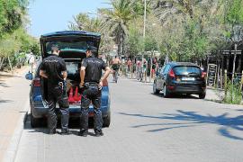 Prisión para un alemán acusado de violar a una turista en Platja de Palma