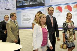 AENA invertirá en los aeropuertos de Balears 162 millones hasta 2015