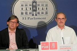 El PSIB desmiente al PP y le reprocha que presuma de «haber creado 1.251 parados»